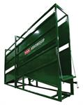 Arrow Adj Stationary Loading chute with Vet Cage