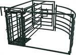 Arrow Half circle Calving Station