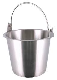 Stainless Steel Pail 2 Quart