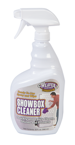 Weaver Showbox Cleaner