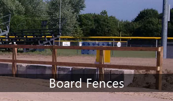 Board Fences