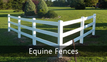 Equine Fences