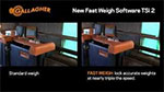 new fast weigh software
